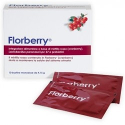 Florberry 10 Bustine Salute...
