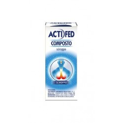 Actifed Sciroppo 100 Ml...