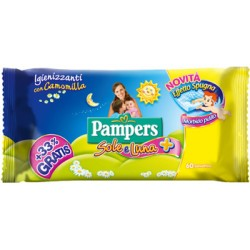 Pampers Wipes Sole & Luna...