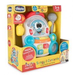 Chicco Gioco Songy The...