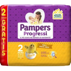 Pampers Progressi Mini...