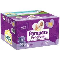 Pampers Progressi Junior...