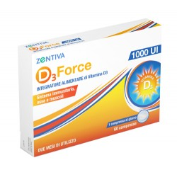 D3 Force Zentiva 1000UI 60...