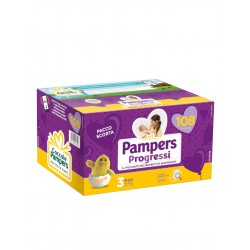 Pampers Quadripack...