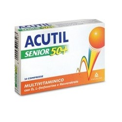 Acutil Multivitaminico...